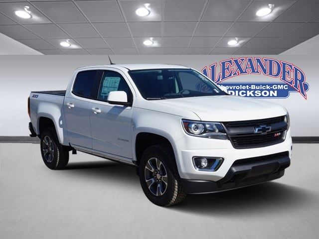 Save up to 16% on 2018 Chevrolet Colorado