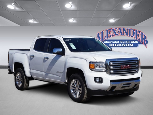 Save up to 16% on 2018 GMC Canyon