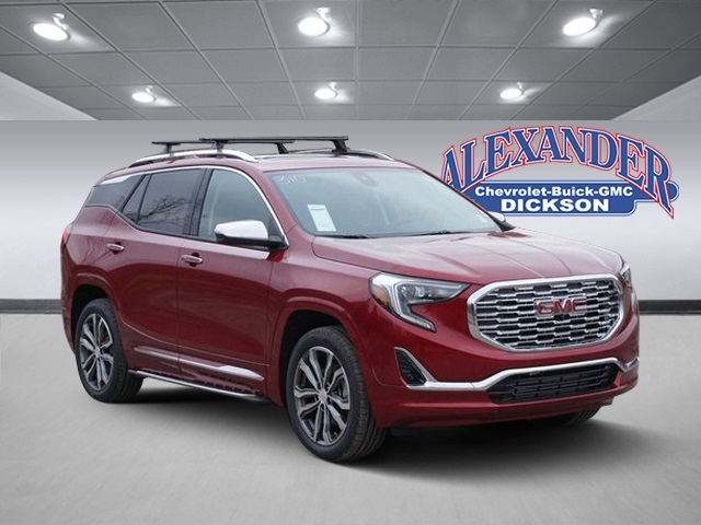 Save up to 16% on 2018 GMC Terrain