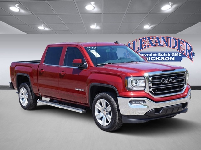 New 2018 GMC Sierra 1500 SLE