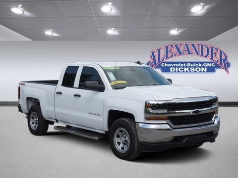 New 2018 Chevrolet Silverado 1500 WT