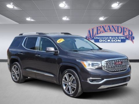 Certified Pre-Owned 2017 GMC Acadia Denali FWD 4D Sport Utility