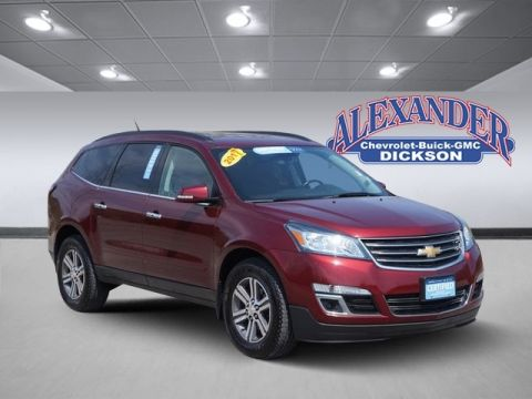 Certified Pre-Owned 2017 Chevrolet Traverse 2LT AWD
