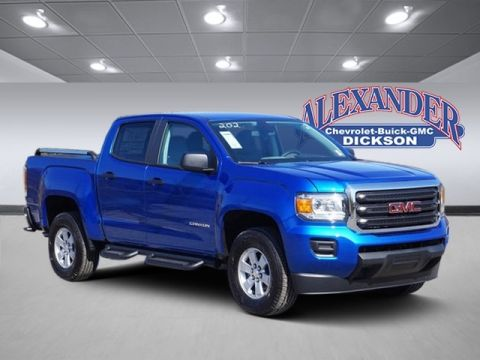 New 2018 GMC Canyon Base RWD 4D Crew Cab