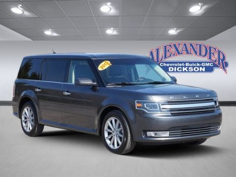 Pre-Owned 2018 Ford Flex Limited AWD