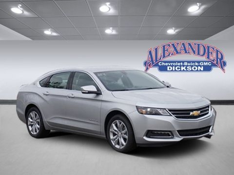New 2018 Chevrolet Impala LT FWD 4D Sedan