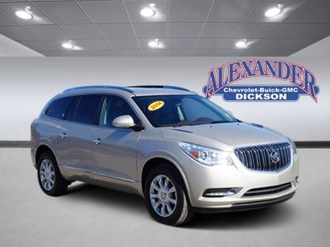 Pre-Owned 2014 Buick Enclave Premium Group FWD 4D Sport Utility