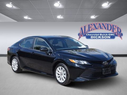 Pre-Owned 2018 Toyota Camry LE FWD 4D Sedan